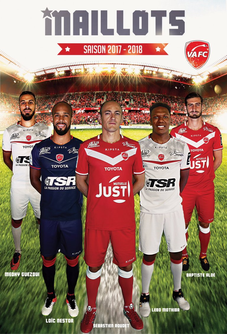 maillots-2017-2018-vafc
